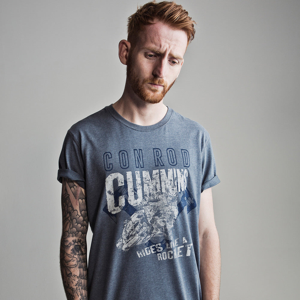 Conor Cummins Ramsey Rocket (Mens) T-Shirt