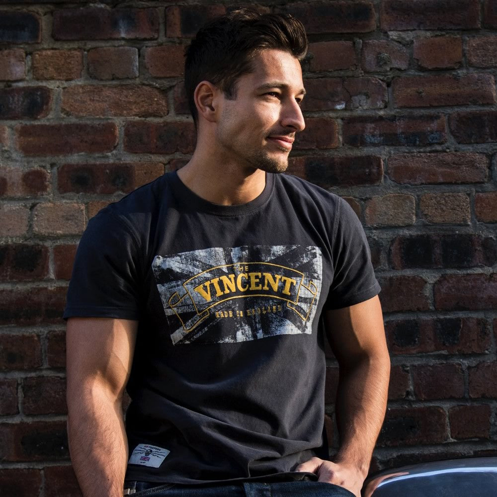 Vincent Classic (Mens) T Shirt