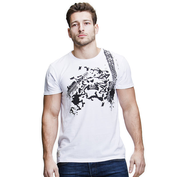 Guy Martin Oily Spanner (Mens) T-Shirt
