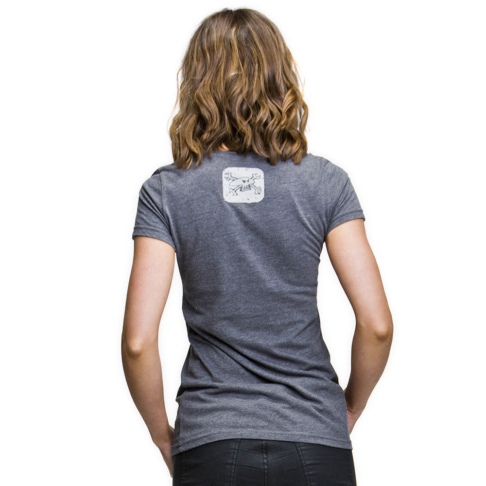 Oily Spanner (Womens) T-Shirt