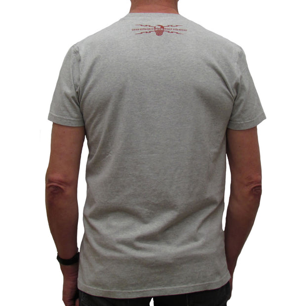 Road Tested 2014 (Mens) Grey Marl T-Shirt