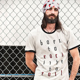 Born to Rock Ace Cafe London (Mens) T-Shirt