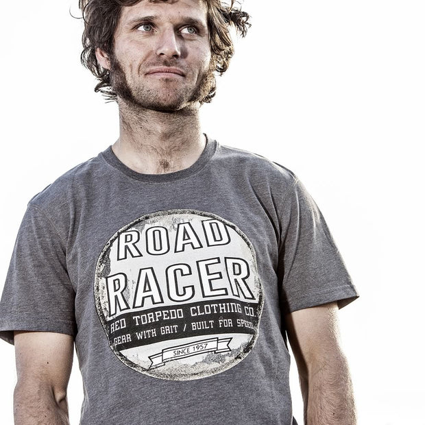 Road Racer (Mens) Graphite T-Shirt