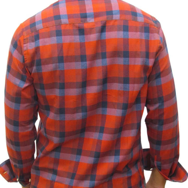 V Twin Long Sleeve Shirt - Red