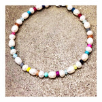Copa Cabana Fresh Water Pearls Anklet