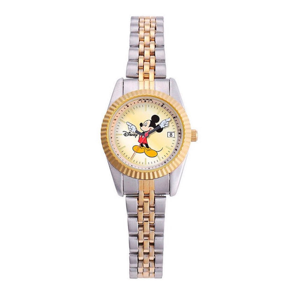 Mickey Mouse Rolex Style 26mm 2 Tones Watch