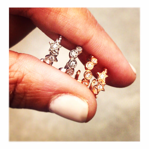 SALE Constellation Ear Cuff