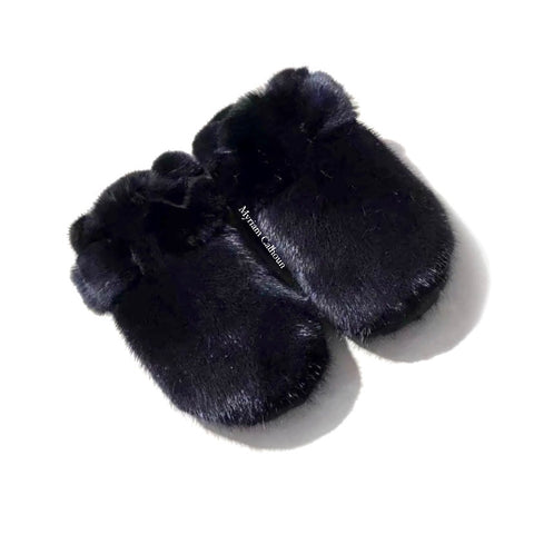 Black Boston Clogs