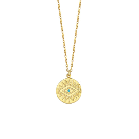 Naema Eye Necklace
