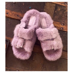 Lavender Arizona Slippers