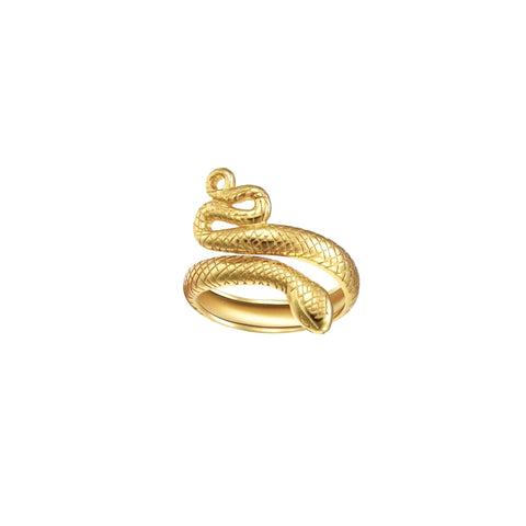 Adjustable Cobra Ring