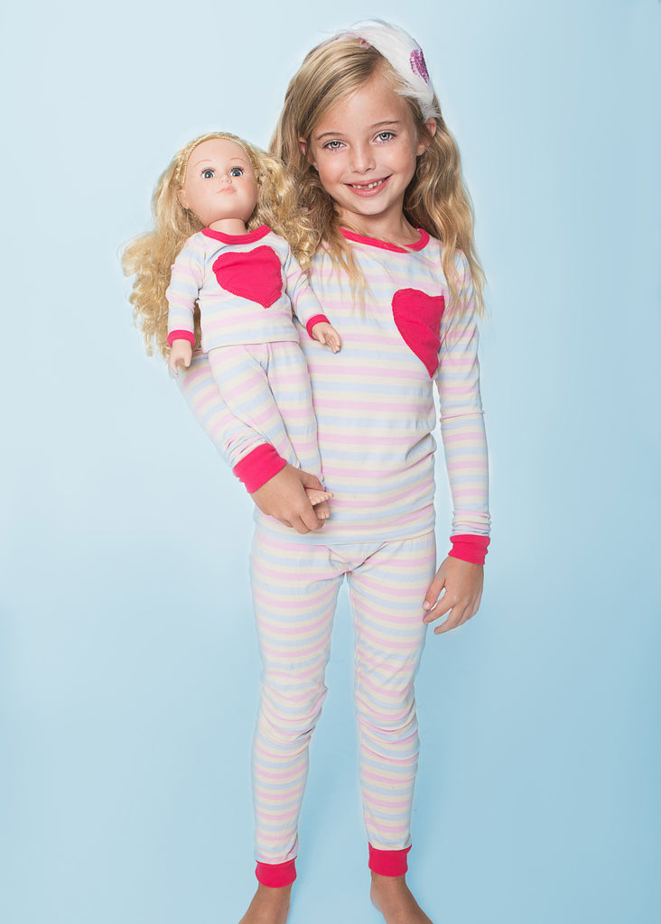 Love Note PJ - Marshmallow Dreams Size 4, 6, 8, 10, 12