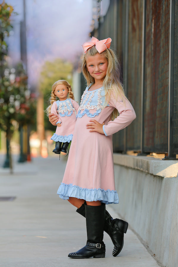 Gracie dress - Pretty in Pastels size 4, 6, 8, 10, 12