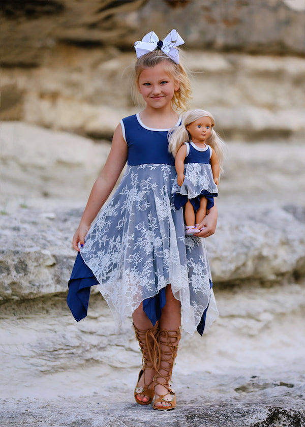 Pia Pixie Dress - Posh Princess size 4, 8, 10