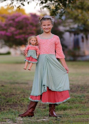 Valerie dress - Country Princess size 6, 8, 10