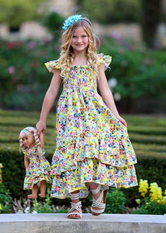 Angel dress - Queen Bee size 4, 6, 8, 10