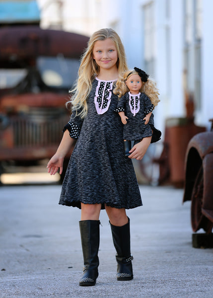 Ella dress - Little Hipster Size 4, 6, 8, 10, 12