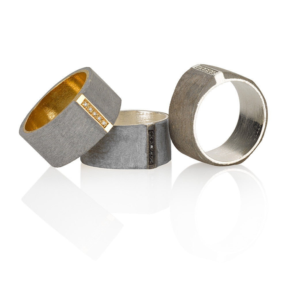 Line Ring | Silver