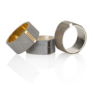 Spark Ring | Silver
