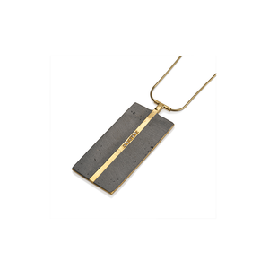 Spark Necklace | Golden