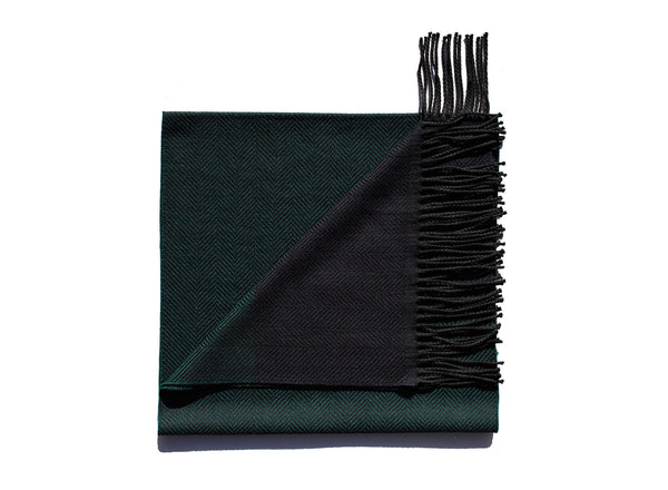 SCARF HUGO GREEN