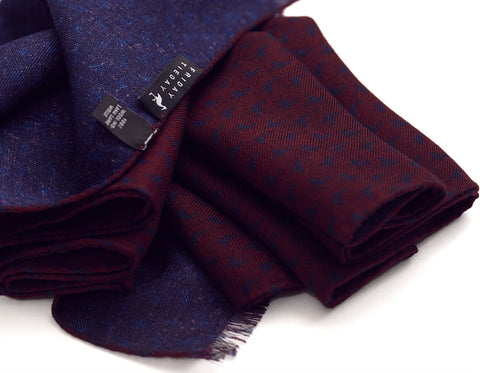 SCARF WILLIAM WINE