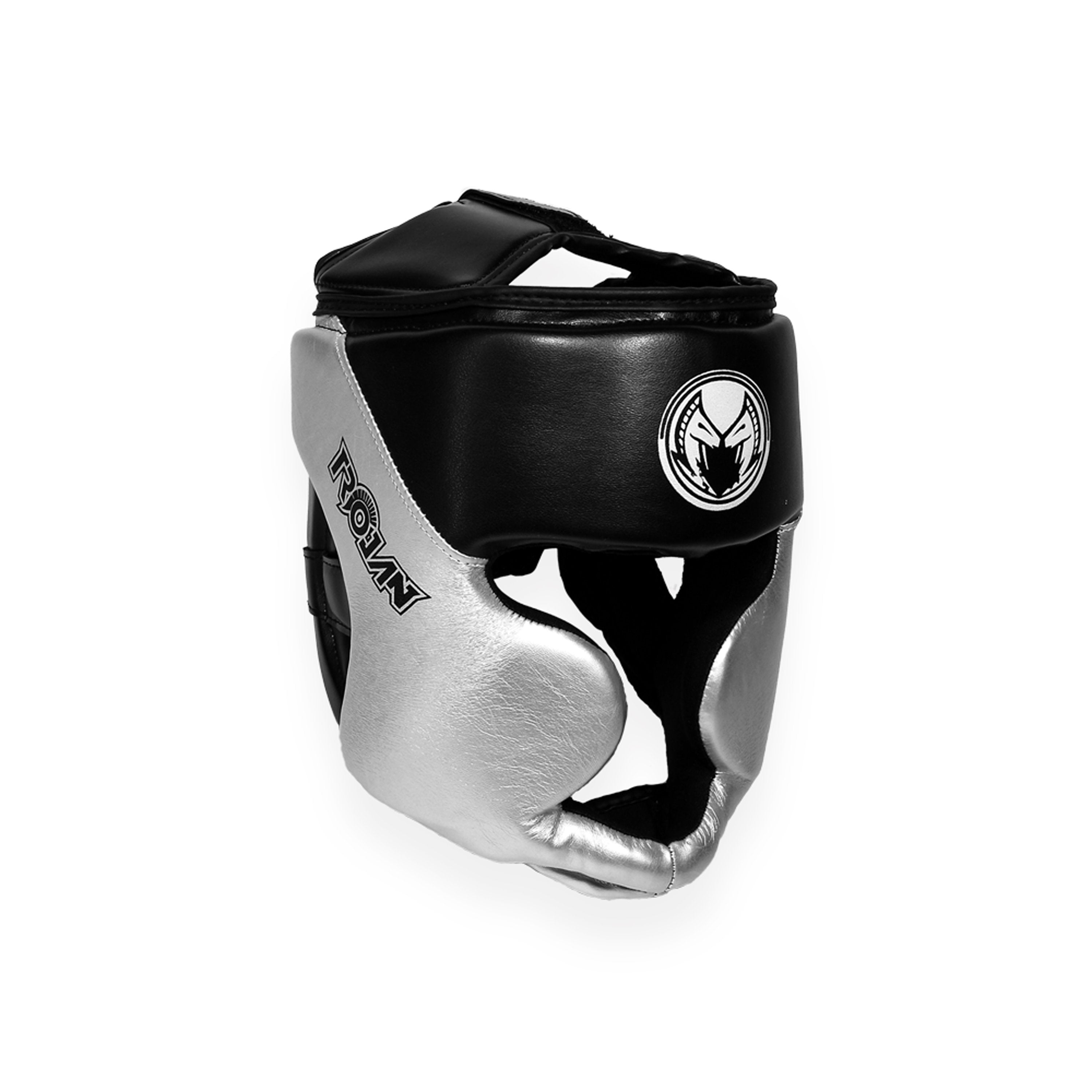 Copy of MEGES S | FULL PROTECTION HEADGEAR - Trojan Fight.com | TrojanFight Boxing