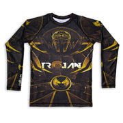 VITTORIA | LONGSLEEVE RASH GUARD - Trojan Fight
