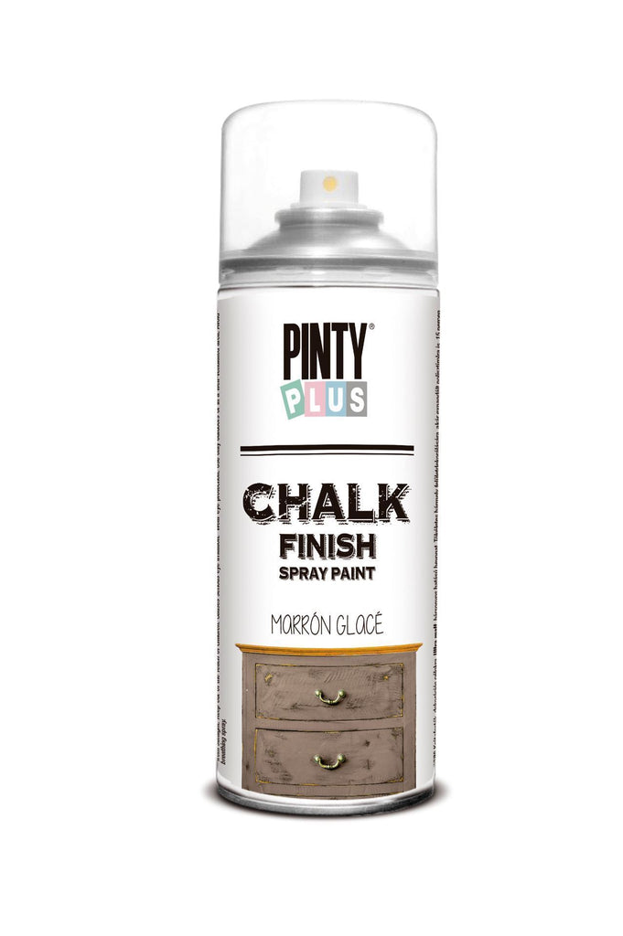 Spray-on Chalkpaint - Chestnut Brown - Granny B's Old Fashioned Paint