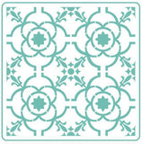 Moroccan Tile- Stencil - Granny B's Old Fashioned Paint