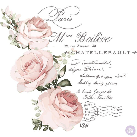 Chatellerault - Transfer (Prima Re-design) - Granny B's Old Fashioned Paint