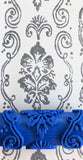 Roller insert -  (requires roller frame) 'Damask' pattern - Granny B's Old Fashioned Paint