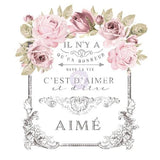 Dans La Vie - Transfer (Prima Re-design) - Granny B's Old Fashioned Paint