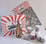 Christmas Project Pack  - Modern Afrikaans - Granny B's Old Fashioned Paint