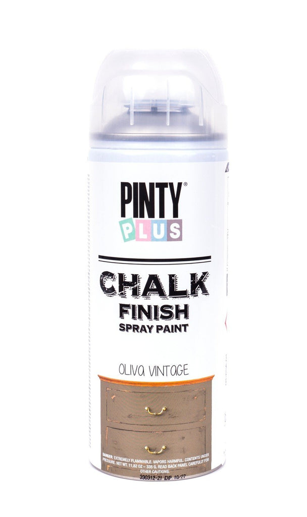 Spray-on Chalkpaint - Oliva Vintage - Granny B's Old Fashioned Paint
