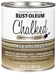 Decorative Glaze - AGED Rust-Oleum (887ml) - Granny B's Old Fashioned Paint