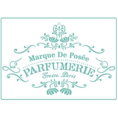 Marques De Posee -Stencil - Granny B's Old Fashioned Paint