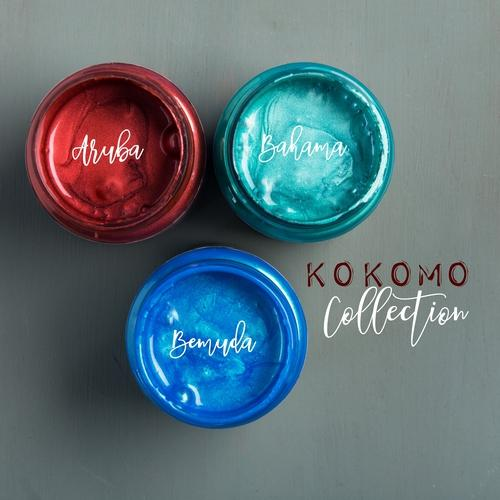 Kokomo Collection - Liquid Metal Collection - Granny B's Old Fashioned Paint
