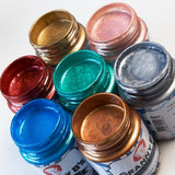 All of the Metal - Liquid Metal Collection - Granny B's Old Fashioned Paint