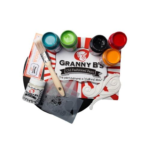 Deluxe Project Pack 125ml  (Create your own) - Granny B's Old Fashioned Paint