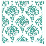 Damask Repeat Stencil - Granny B's Old Fashioned Paint
