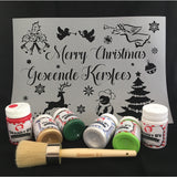 Christmas - Deluxe Starter Pack - Granny B's Old Fashioned Paint