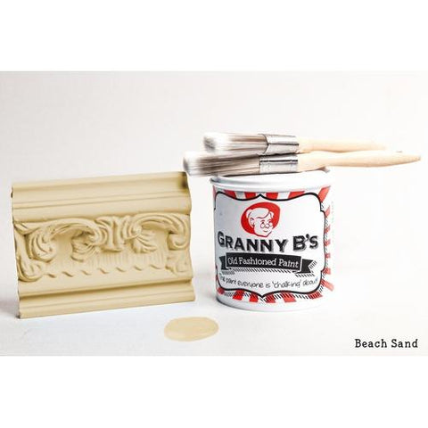 Old Fashioned Paint - Beach Sand (Light Beige) - Granny B's Old Fashioned Paint
