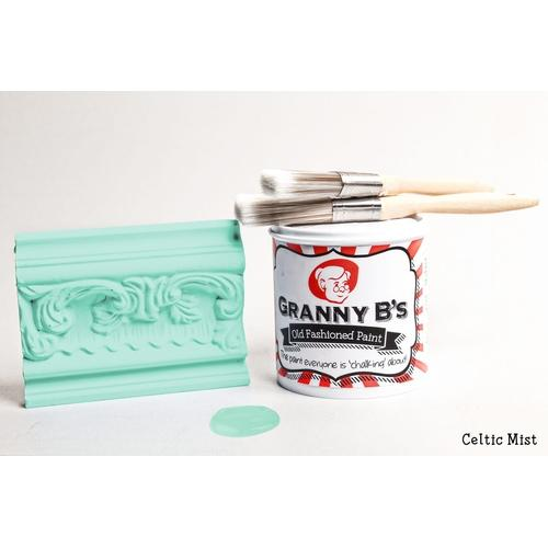 Old Fashioned Paint - Celtic Mist (Mint Green) - Granny B's Old Fashioned Paint