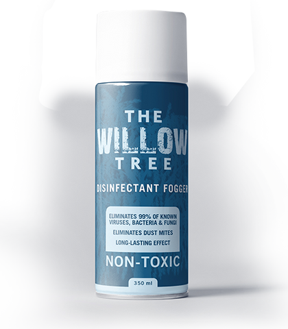 Desanitising Fogger - by The Willow Tree - Granny B's Old Fashioned Paint