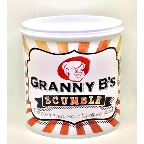 Scumble - Granny B's Old Fashioned Paint