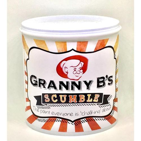 Scumble Glaze - Granny B's Old Fashioned Paint