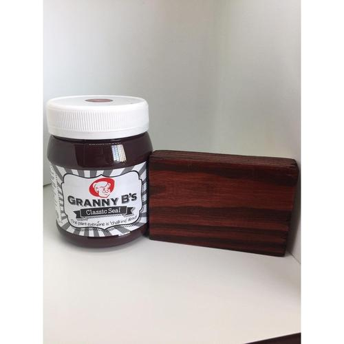 Classic Seal Woodstain - Wild Cherry 400ml - Granny B's Old Fashioned Paint