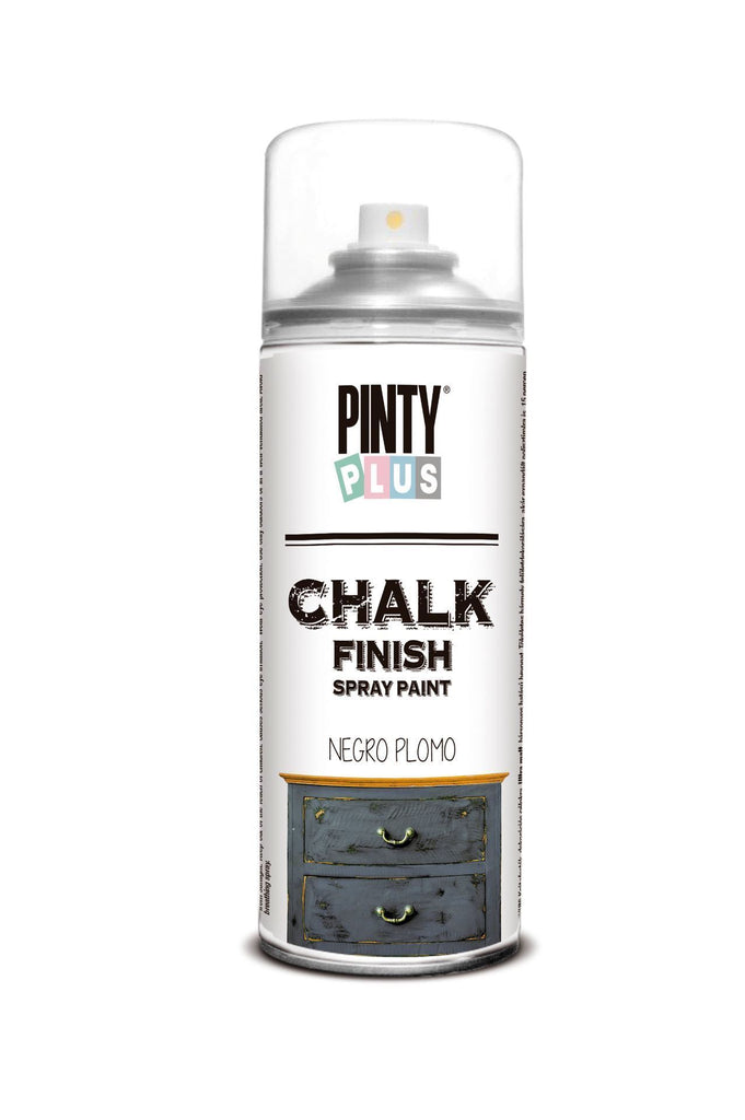 Spray-on Chalkpaint - Black Plum - Granny B's Old Fashioned Paint
