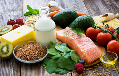 Five Best Foods for Beautiful, Healthy Hair